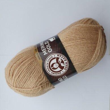 Madam Tricote Merino Gold 22